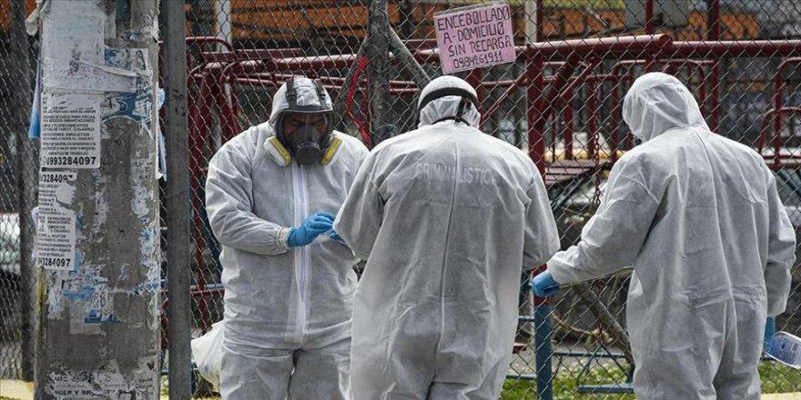 Ekvador ve Kolombiya'da Kovid-19'dan ölümler artıyor