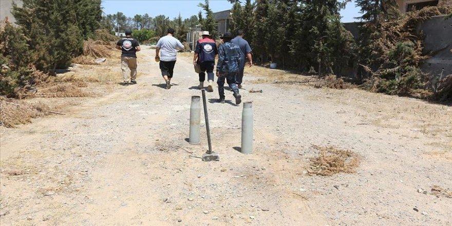 Trablus'ta tuzaklanan mayınlar nedeniyle bir sivil daha hayatını kaybetti