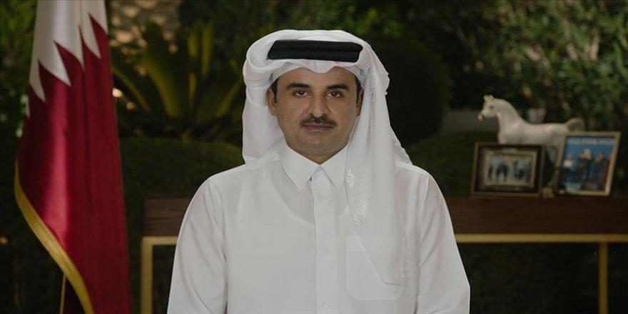 Katar Emiri Al Sani: Dünya Kupası'nı izlemeye gelecek ziyaretçilerimizi sabırsızlıkla bekliyoruz
