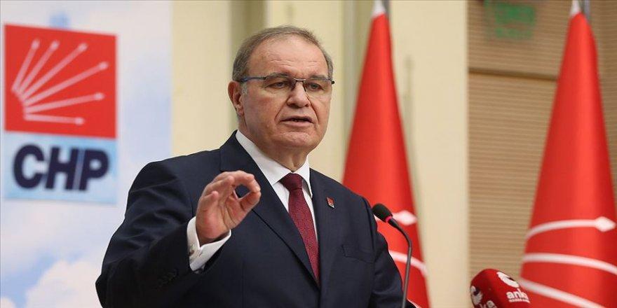 CHP Parti Sözcüsü Öztrak: Kurultay sürecimizle ilgili çalışmalarımız devam ediyor