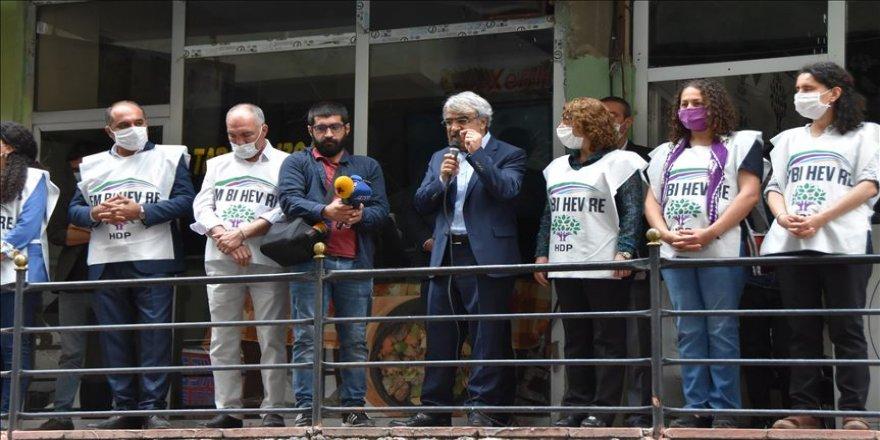HDP Eş Genel Başkanı Mithat Sancar: Biz siyasette ısrarcıyız