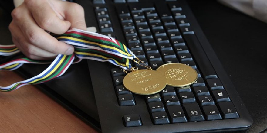 Dünya klavye şampiyonalarına 'Türk damgası'