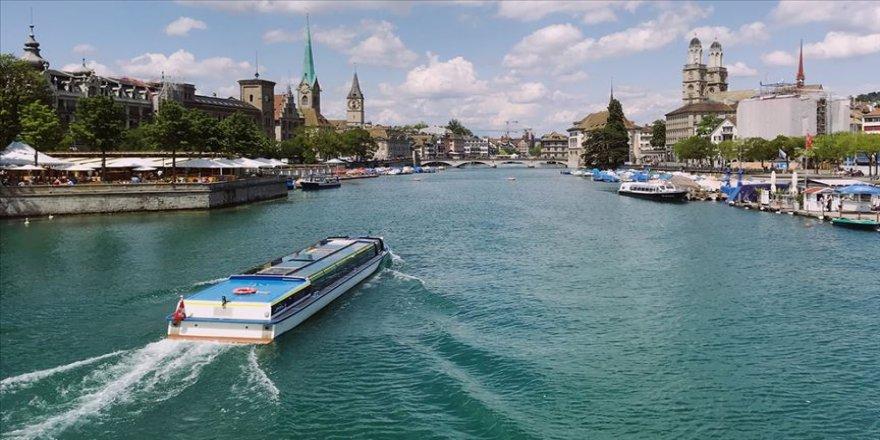 İsviçre ekonomisi 45 yılın en büyük daralmasıyla karşı karşıya kalabilir