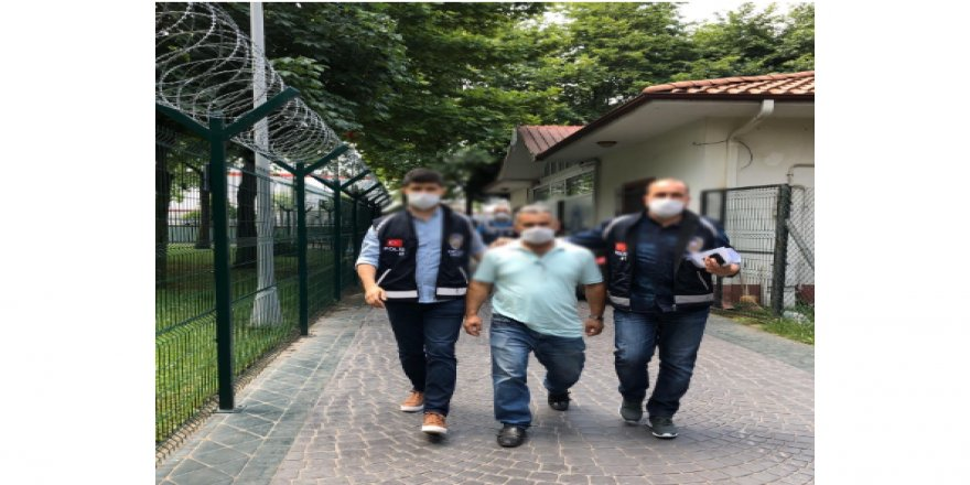 Kocaeli'de, çocuğa cinsel istismar suçundan 17 Yıl hapis cezası bulunan şahıs yakalandı