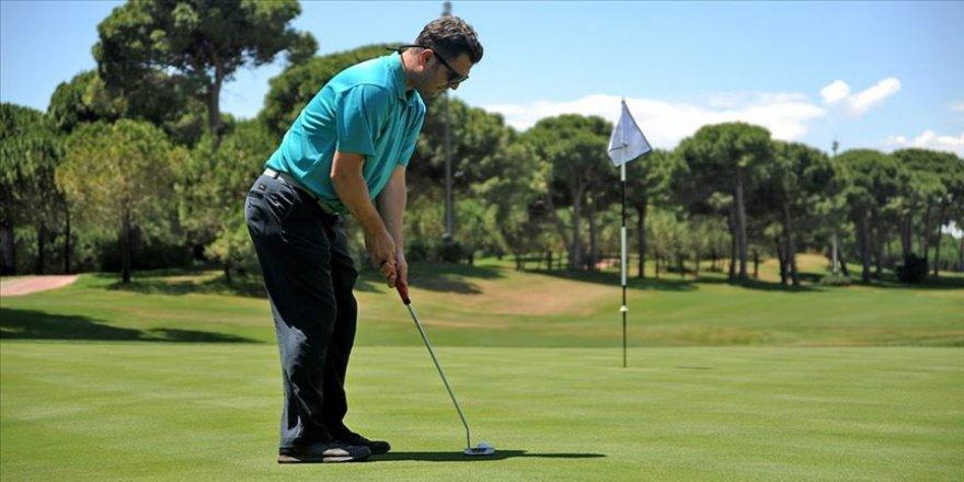 Dünyaca ünlü turizm bölgesi Belek golf tutkunlarını bekliyor