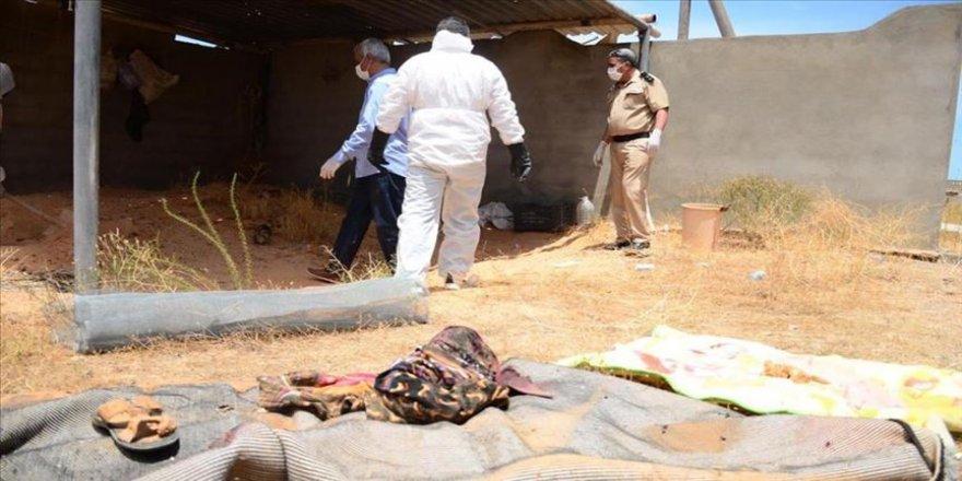 Libya Adalet Bakanlığı, toplu mezarlar için UCM'yi göreve çağırdı