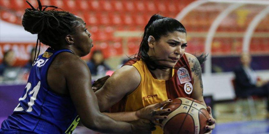 Tilbe Şenyürek Galatasaray'a veda etti