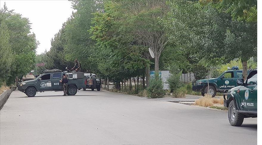Afganistan'da Taliban saldırısında 12 güvenlik görevlisi öldü