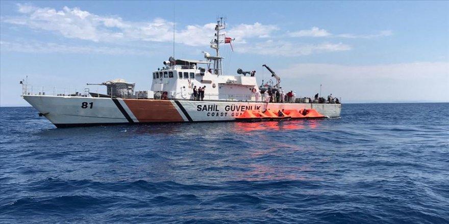 Kara suları 38 yıldır Sahil Güvenlik Komutanlığına emanet