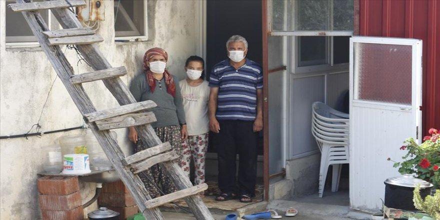 Antalya'da KKKA teşhisi konulan kişi tedavi altına alındı
