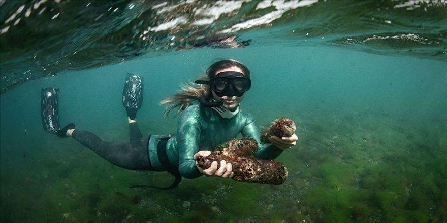 Dünya serbest dalış rekortmeni Şahika Ercümen: Dünyamızı kurtaracak son nesiliz