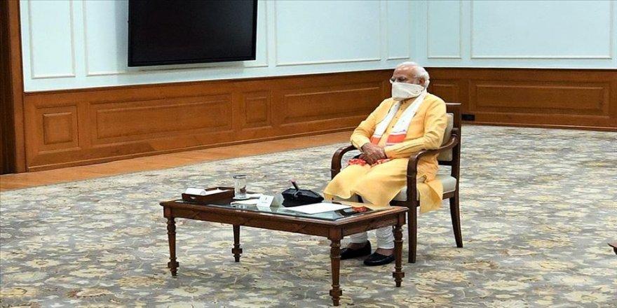 Hindistan Başbakanı Modi'den Çin'e 'kışkırtılırsak buna uygun cevabı veririz' uyarısı
