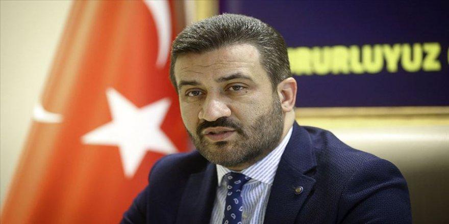 MKE Ankaragücü Başkanı Mert: Bütün maçlara galibiyet için çıkacağız