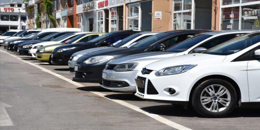 Apartman altında araç satışı tarihe karışıyor