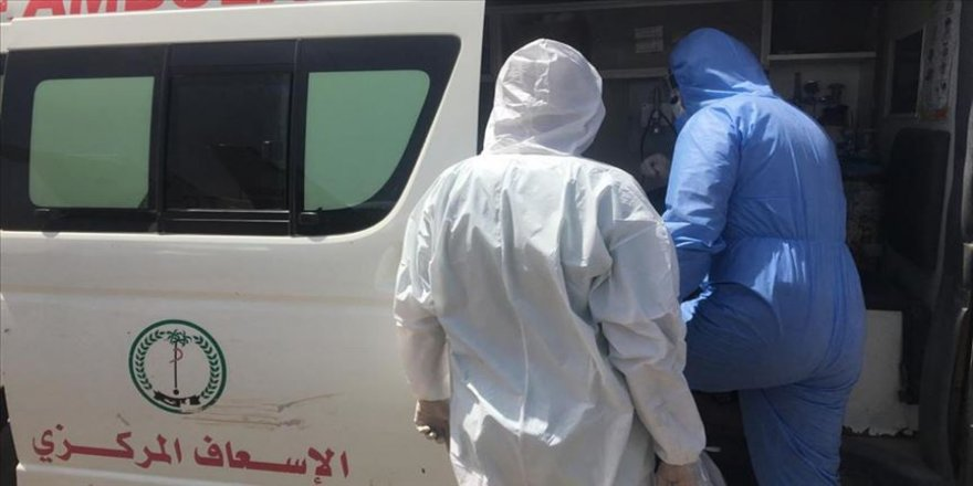 Sudan'da Kovid-19 vaka sayısı 8 bini geçti
