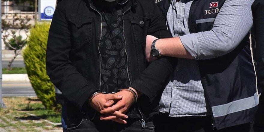 Terör örgütü DHKP/C'nin 'kasası' olduğu belirtilen M.S.D, İzmir'de yakalandı