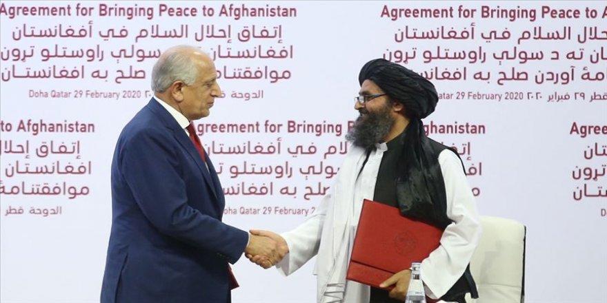 Afganistan'da barışa giden yolun sonuna yaklaşılıyor