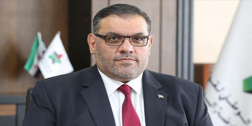 SMDK Başkanı: Sezar Yasası Suriye halkını değil, iktidardaki çeteyi hedef alacak