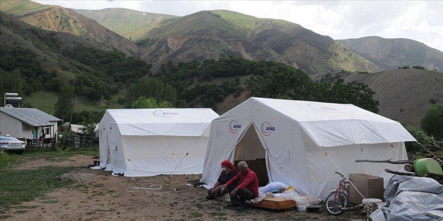 AFAD: Bingöl'deki depremden etkilenen 33 vatandaş taburcu edildi