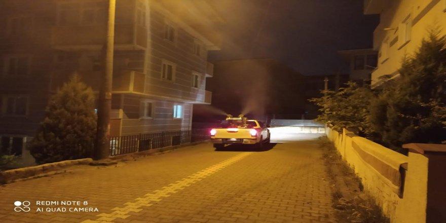 Darıca Belediyesi sivrisinekle mücadeleye hız verdi