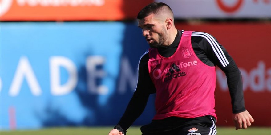 Beşiktaş Kulübü, Pedro Rebocho'ya veda etti