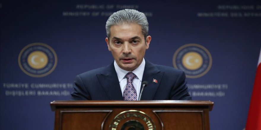 Türkiye, Irak'tan PKK terörüyle mücadelede iş birliği bekliyor