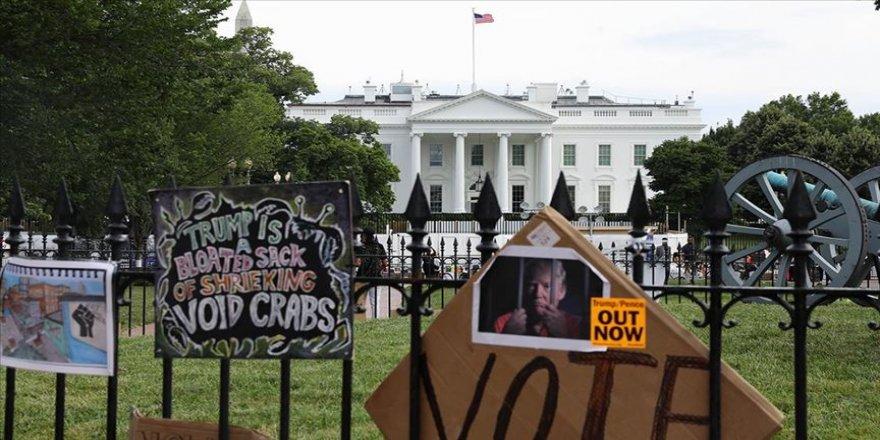 ABD Hava Kuvvetleri başmüfettişliğinden protestoları izleyen askeri uçaklara inceleme