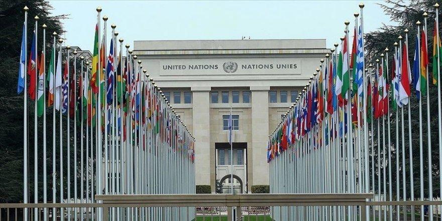 BM Libya Destek Misyonu Bingazi'de tutuklu bulunan aktivistten dolayı kınama yayınladı