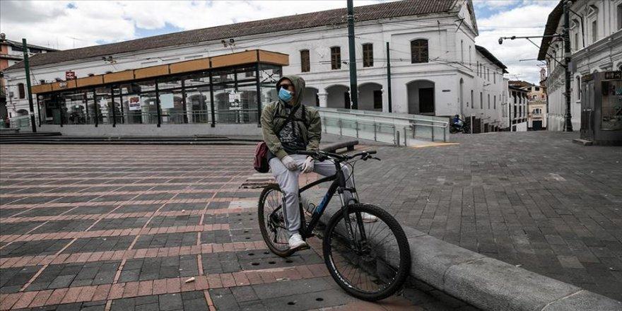 Ekvador'da Kovid-19 nedeniyle son 24 saatte 80 kişi öldü