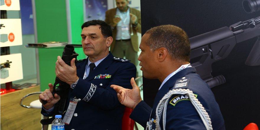 Savunma ve havacılıkta ilk 'hibrit' buluşma