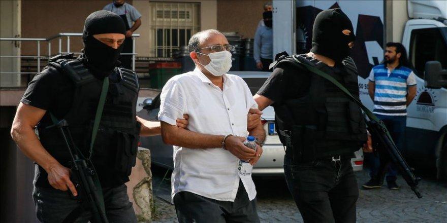 Kırmızı bültenle aranırken İzmir'de yakalanan DHKP/C üyesi tutuklandı
