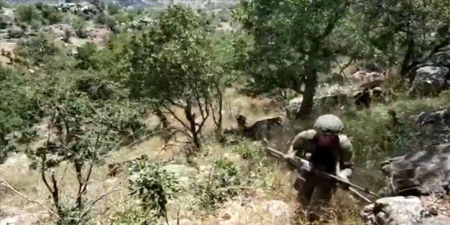 Pençe-Kaplan Operasyonu'nda 3 terörist etkisiz hale getirildi