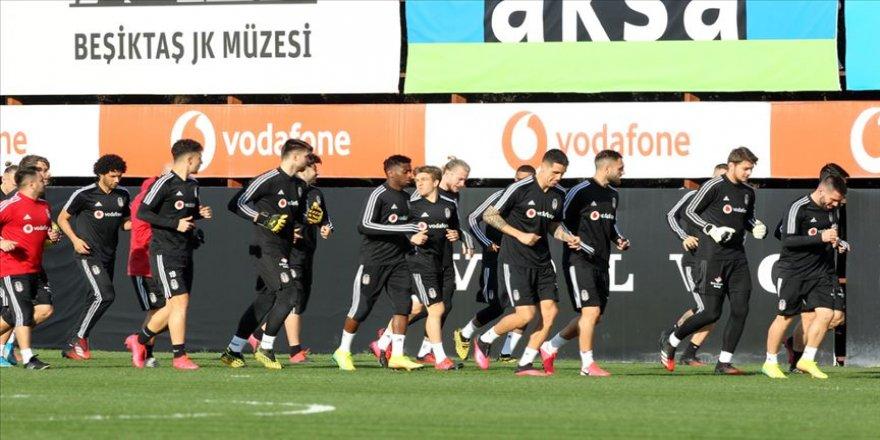 Beşiktaş'ın Yukatel Denizlispor maçı aday kadrosu belli oldu