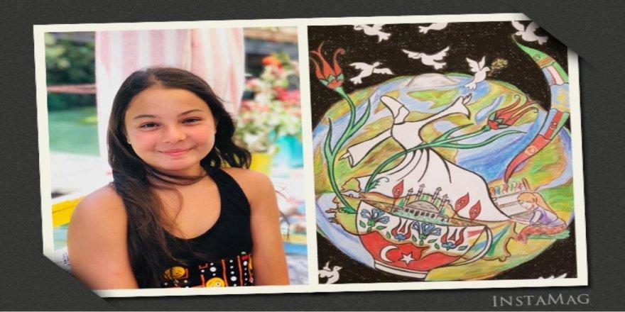 Gebzeli Tamay Çetin, uluslararası birinciliği elde etti