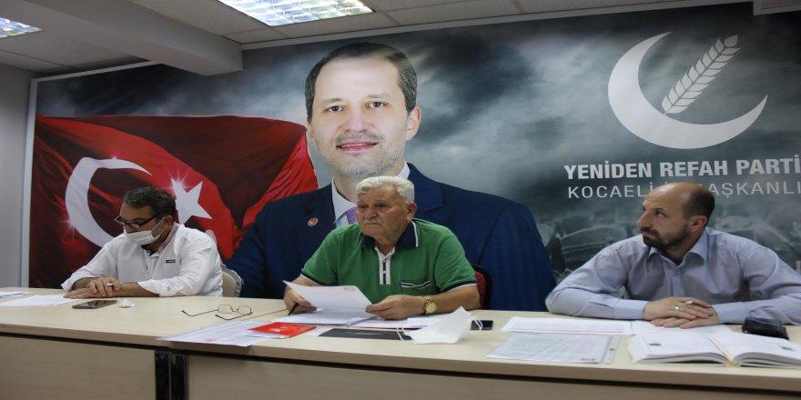 Aras,Ak Parti Ayasofya'yı Açamaz !