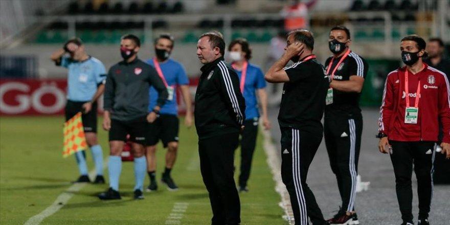 Beşiktaş Sergen Yalçın yönetiminde deplasmanda daha etkili