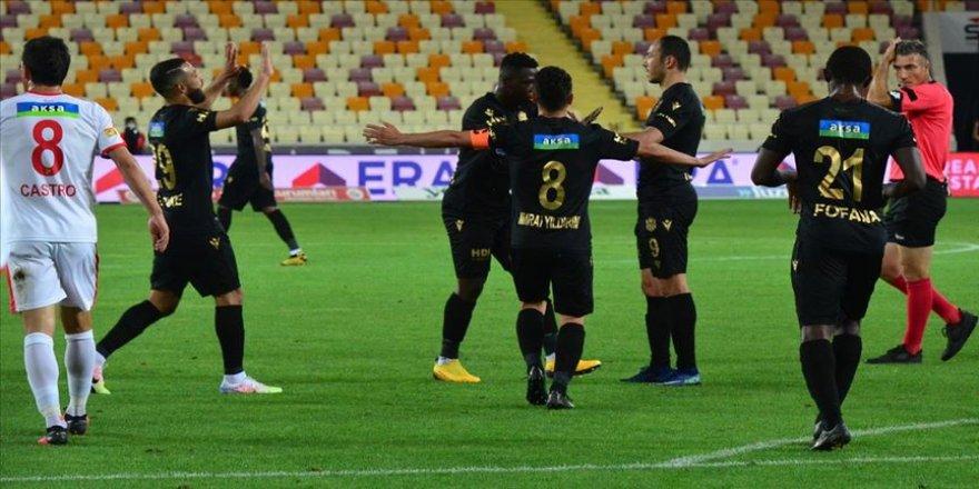 Yeni Malatyaspor'da aylar sonra güzler güldü