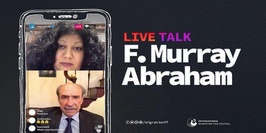 Oyuncu Abraham: Mültecilerle ilgili neler olduğunu filmlerle anlatmaktan daha iyi bir yol var mı bilmiyorum