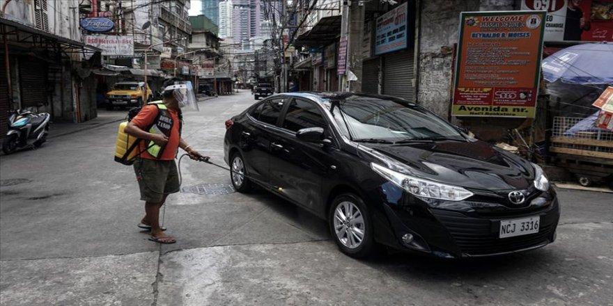 Kovid-19 vaka sayısı Filipinler'