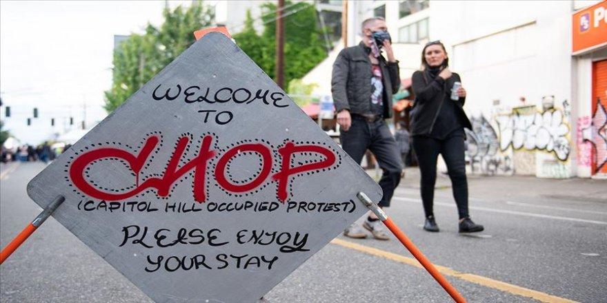 Seattle Belediyesi, protestocuların kurduğu 'özerk bölge'yi dağıtacak