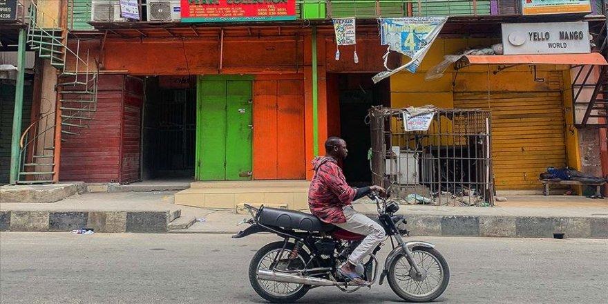 Nijerya'da Kovid-19 vaka sayısı 21 bine yaklaştı