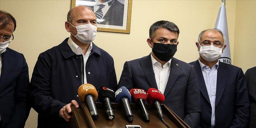 'Bursa'daki selde evi hasara uğrayanlara 5 bin liraya kadar yardım yapılacak'