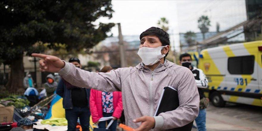 Peru'da son 24 saatte Kovid-19 nedeniyle 178 kişi öldü