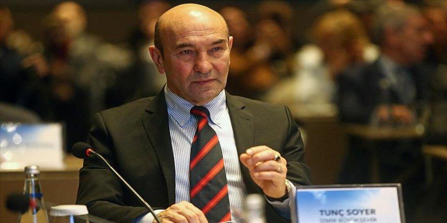 İzmir Büyükşehir Belediye Başkanı Soyer: Açıklamalarım çarpıtıldı