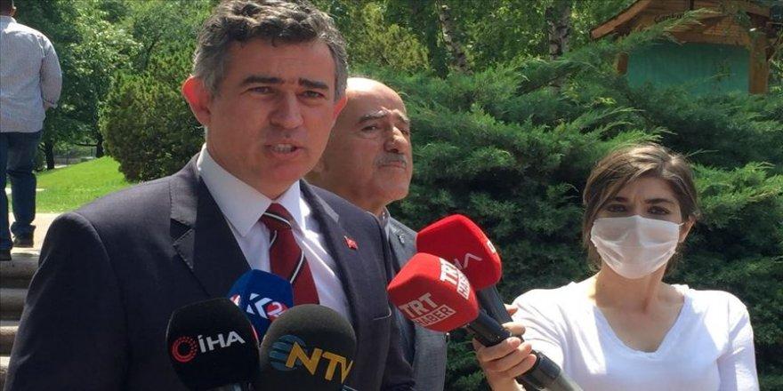 TBB Başkanı Feyzioğlu'ndan baro başkanlarının yürüyüşüne ilişkin açıklama