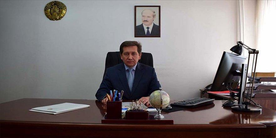Belarus'un Ankara Büyükelçisi Rybak: Türkiye'nin sanayi bölgeleri tecrübesi ilgimizi çekiyor