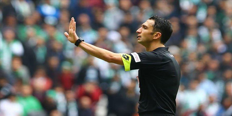 Süper Lig'da 29. hafta maçlarının hakemleri açıklandı