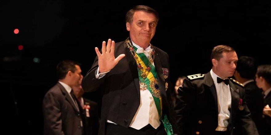 Brezilya Devlet Başkanı Bolsonaro'nun maske kullanması için mahkeme kararı çıkarıldı