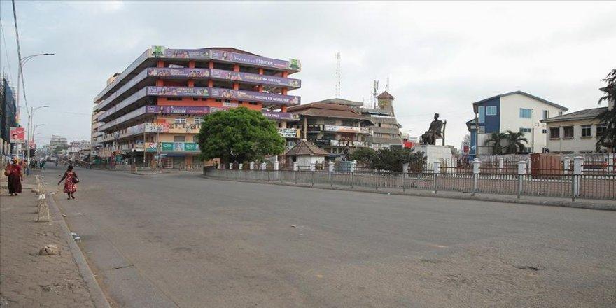 Gana'da Kovid-19 vakası sayısı 14 bin 568'e yükseldi
