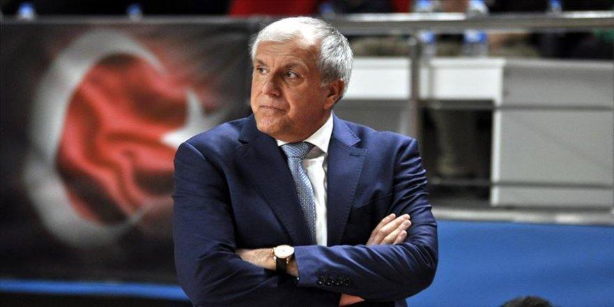 Fenerbahçe'de Zeljko Obradovic ile yollar ayrıldı